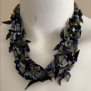 3 layered necklace